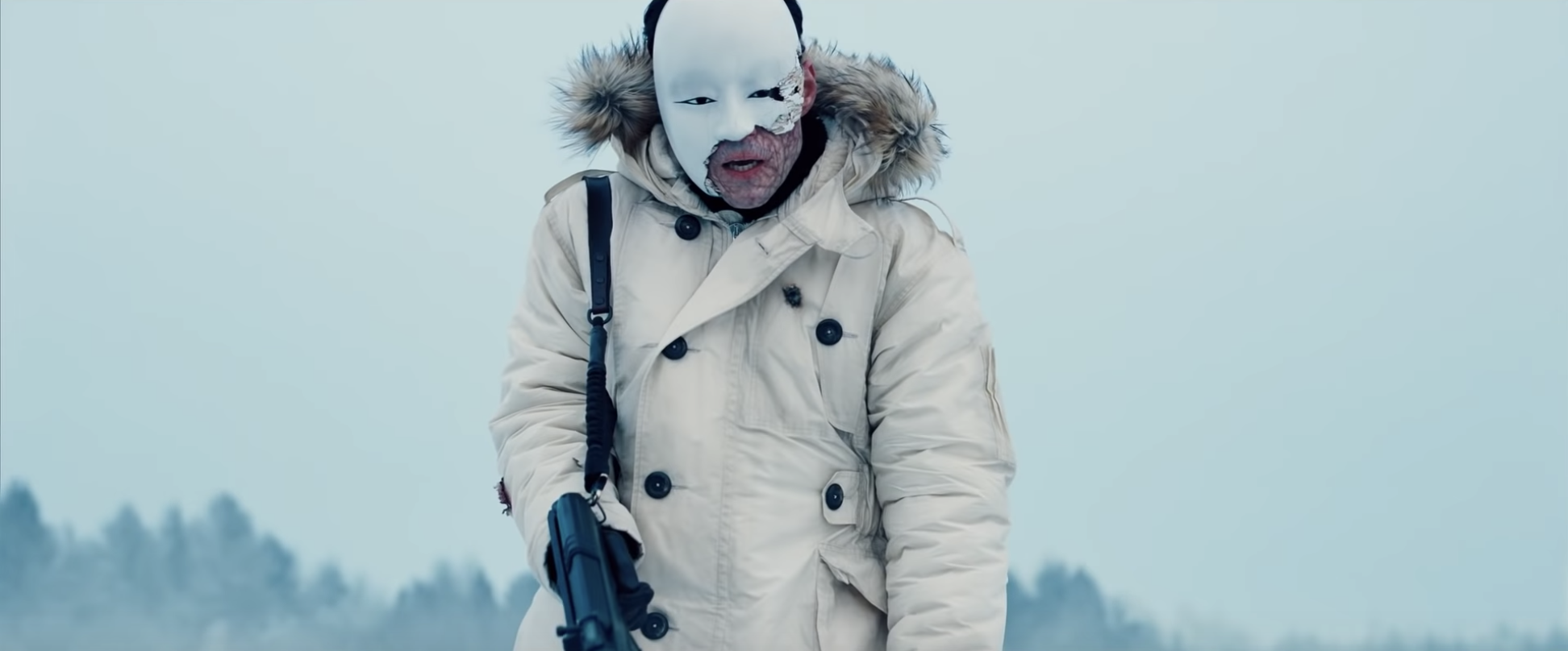 Rami Malek's masked villain No Time To Die